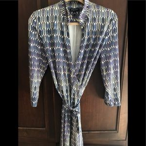 ETCETERA Clothing Wrap Dress